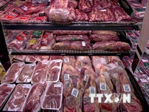 Campuchia phát hiện SARS-CoV-2 trong thịt đông lạnh nhập từ Ấn Độ