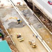 6 công trình giao thông trọng điểm được thi công khi Hà Nội giãn cách xã hội toàn thành phố