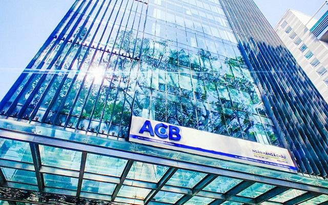 Chi phí dự phòng ACB tăng gần 3 lần trong 6 tháng. Ảnh: ACB