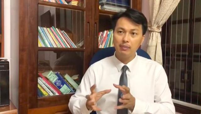 Luật sư Đặng Văn Cường, Văn phòng Luật sư Chính pháp.