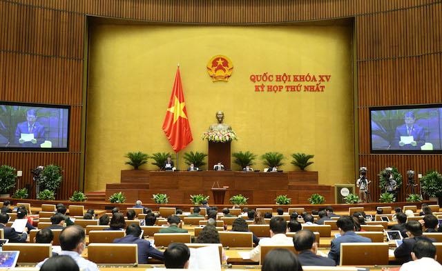 Quốc hội thảo luận về giảm nghèo bền vững và xây dựng nông thôn mới.