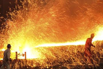 Trung Quốc cân nhắc áp thuế xuất khẩu thép