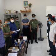 Giám đốc cảng hàng không quốc tế Phú Bài bị bắt