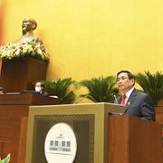 Hôm nay, Quốc hội bế mạc kỳ họp, phê chuẩn bổ nhiệm các thành viên Chính phủ