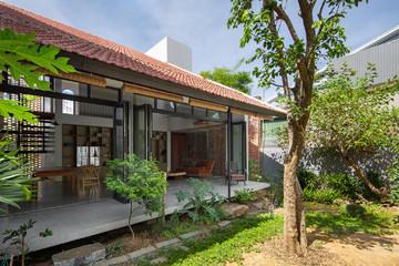 Nhà hướng nội trên khu đất 200 m2 giữa thành phố Hà Tĩnh