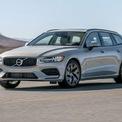 """<p class=""""Normal""""> <strong>Volvo V60 và V90</strong></p> <p class=""""Normal""""> Sau nhiều năm thất thế trong phân khúc xe wagon, Volvo đưa ra quyết định khai tử hai mẫu xe V60 và V90 tại Mỹ. Hiện tại, thương hiệu Thụy Điển sẽ tiếp tục bán các mẫu SUV V60 Cross Country và V90 Cross Country, cạnh tranh trực tiếp với Audi A6 Allroad và Mercedes-Benz E450 All-Terrain.</p>"""