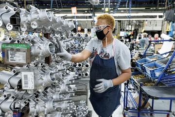 Kinh tế Mỹ tăng trưởng không đạt kỳ vọng trong quý II