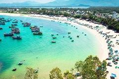 Đầu tư Newland muốn làm dự án khu du lịch Eo Vượt 2 rộng 18 ha tại Bình Định