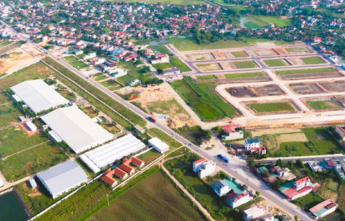 Thanh Hóa sắp có khu đô thị nông nghiệp sinh thái rộng 100ha tại huyện Đông Sơn.