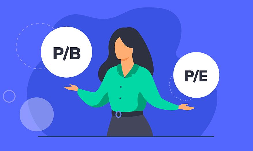 Vì sao định giá ngân hàng P/B được quan tâm hơn P/E?