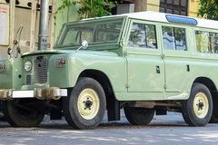 Land Rover Series II đời 1965 rao giá 3 tỷ đồng tại Việt Nam
