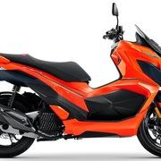 Xe tay ga Thái Lan giá gần 2.100 USD cải tiến động cơ, thách thức Honda AirBlade
