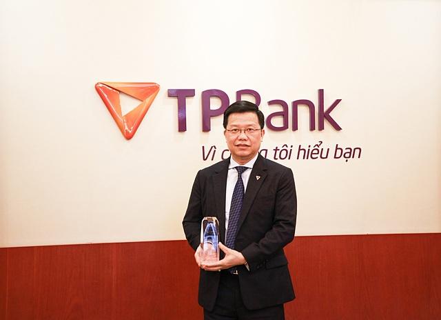 Ông Nguyễn Hưng, CEO TPBank.
