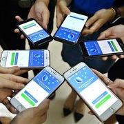 Số lượt cài đặt ứng dụng Bluezone ở Hà Nội tăng mạnh