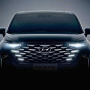 Hyundai Custo - bản MPV của Tucson