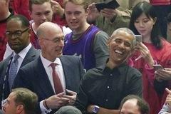 Ông Obama có công việc mới