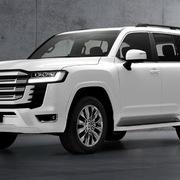 Khách mua Toyota Land Cruiser 2022 không được bán lại xe: Toyota lên tiếng