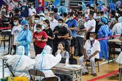 Hàn Quốc, Trung Quốc ghi nhận thêm nhiều ca mắc mới Covid-19