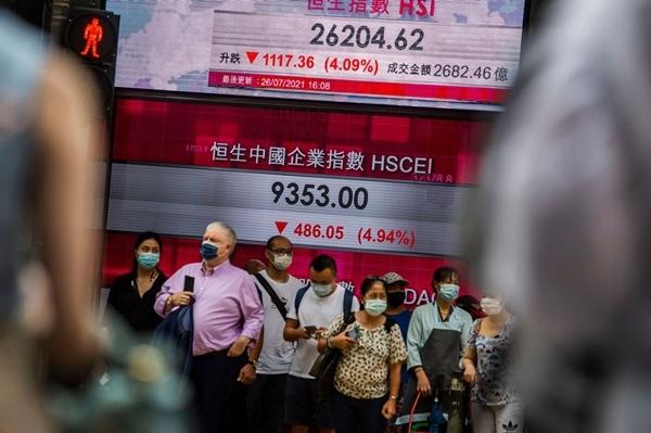 Tuần giao dịch 'điên rồ' khiến nhà đầu tư thế giới mất 1.000 tỷ USD vì Trung Quốc