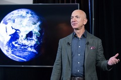 Jeff Bezos mất 13,5 tỷ USD vì kết quả kinh doanh của Amazon thấp hơn kỳ vọng