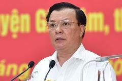Bí thư Hà Nội: Tuỳ mức độ kiểm soát dịch, sẽ quyết định có gia hạn giãn cách tiếp hay không