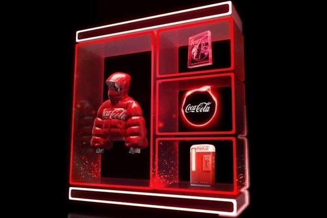 Coca-Cola cùng loạt thương hiệu lớn đua nhau gia nhập sân chơi NFT