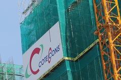 Coteccons lãi quý II thấp nhất 5 năm, biên lợi nhuận gộp thấp hơn Hòa Bình