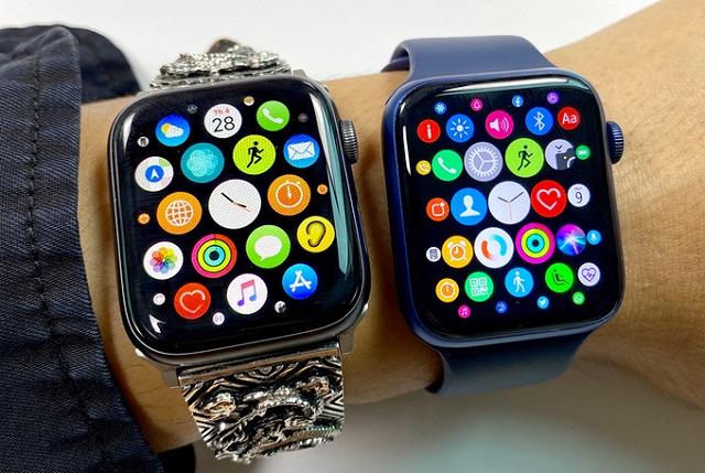 Apple Watch có hàng nhái như thật