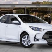 Toyota Yaris biến thể 2 chỗ ngồi được ra mắt
