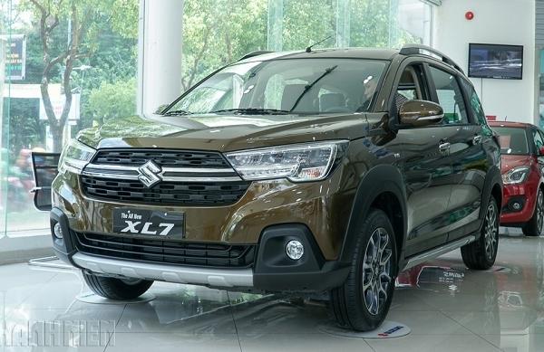 Ôtô Suzuki bán chạy nhất Việt Nam giảm 50 triệu đồng, đấu Mitsubishi Xpander