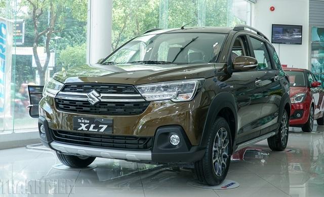 Suzuki XL7 - dòng ô tô Suzuki bán chạy nhất Việt Nam đang giảm giá gần 50 triệu đồng