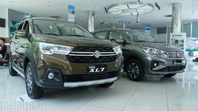 Ô tô Suzuki bán chạy nhất Việt Nam giảm 50 triệu đồng, đấu Mitsubishi Xpander - ảnh 1