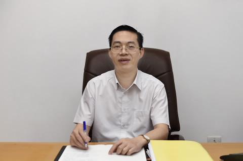 Ông Nguyễn Quốc Hưng, Vụ trưởng Vụ Chính sách thuế. Ảnh NA