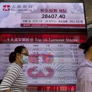 Tăng trưởng sản xuất của Trung Quốc chững lại, chứng khoán châu Á tăng