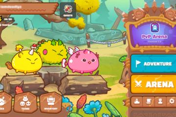 Trào lưu kiếm tiền từ game Axie Infinity ở Đông Nam Á