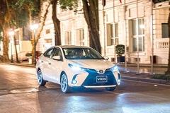Toyota Việt Nam nối dài đợt giảm giá xe Vios