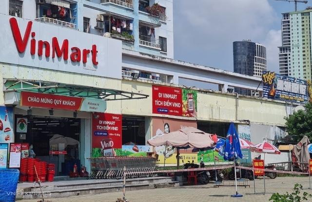 23 siêu thị VinMart, VinMart + đóng cửa vì liên quan ca nhiễm Covid-19