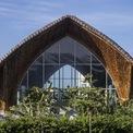 <p> Tòa nhà này là một ví dụ về cách sử dụng vật liệu tự nhiên để tạo ra các cấu trúc bền vững, có tuổi thọ hàng trăm năm. Đây là điều mà VTN Architects mong muốn đạt được khi thiết kế.</p>