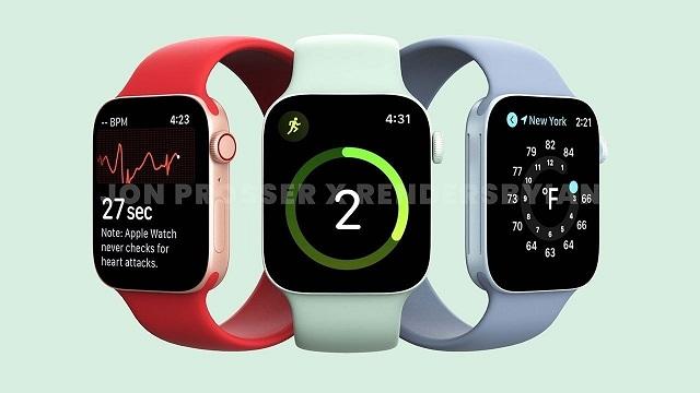 Hé lộ MacBook, Apple Watch mới cùng AirPods làm mới