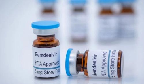 thuốc Remdesivir điều trị Covid-19.