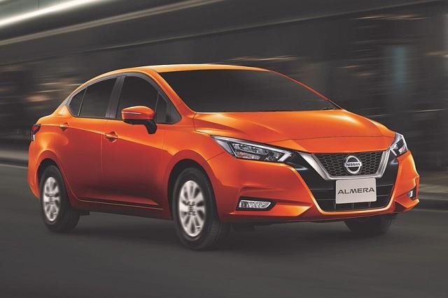 Nissan Almera ra mắt với giá từ 469 triệu đồng, dùng động cơ tăng áp