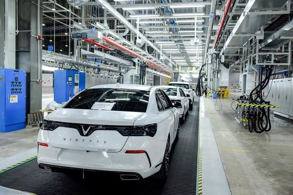 Tiếp tục 'xóa' thuế nhập khẩu linh kiện, viết tiếp giấc mơ ôtô Việt