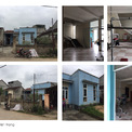 """<p class=""""Normal""""> Coong House là dự án cải tạo không gian ở cho một gia đình nhỏ tại thành phố Hà Tĩnh. Ngôi nhà cũ gặp khá nhiều vấn đề về sử dụng cũng như thiếu sự thông thoáng.<span>Đề bài đặt ra cho đơn vị thiết kế của Dom architect Studio là tạo ra sự thoáng đãng cho các không gian ở tầng 1, xây mới tầng 2 và 3 dựa trên hệ khung có sẵn với chi phí hợp lý.</span></p>"""