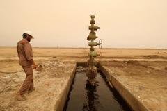 Giá dầu giảm sau phiên biến động do lo ngại biến chủng Delta