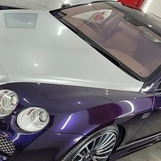 Bentley Continental Spur độ thành bán tải với thùng xe làm bằng gỗ