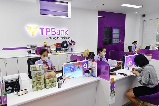 Ngân hàng vẫn sinh lời bất chấp tác động từ dịch bệnh. Ảnh: TPBank