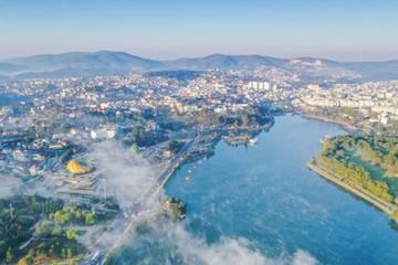 Lâm Đồng cho Đại Quang Minh khảo sát lập ý tưởng quy hoạch khu đô thị 530 ha ở Đà Lạt