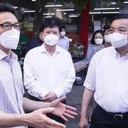 Phó Thủ tướng : 'Hà Nội phấn đấu không để tình hình dịch như TP HCM'
