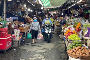 TP HCM có 33 chợ đang hoạt động, 204 chợ tạm ngưng