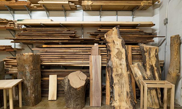 Nhập khẩu gỗ nguyên liệu tăng mạnh